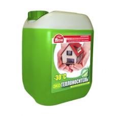 Жидкость для систем отопления БИО -30°С / 10 л