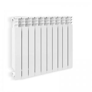 Радиатор алюминиевый OASIS 500/80 мм