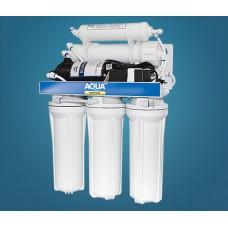 Система водоочистная обратного осмоса Kristal RX-50B-1 с насосом